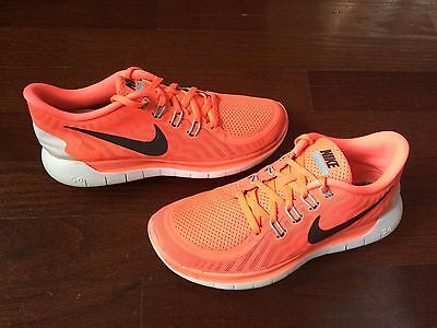 Nike Free 5.00 Runing Women's Shoes Us Size 7.5