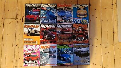 Top Gear Magazine Complete 2005 Issues