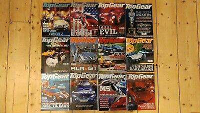 Top Gear Magazine Complete 2004 Issues