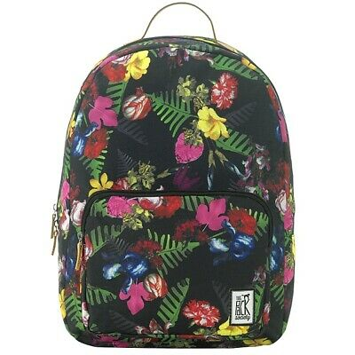 a841963732509 The Pack Society BACKPACK COOL PRINTS Multicolor Old Master Allover Rucksack  NEU