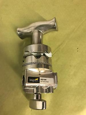 Impact Grip Head - 2.5 (Chrome) - Wonderful Used Condition- #33