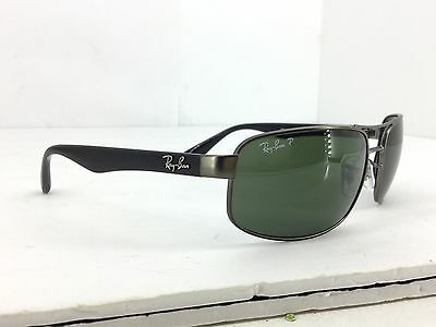 Ray-Ban 3445 029/58 Men's Gunmetal Sunglasses