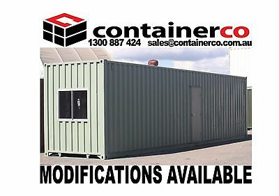 40FT SHIPPING CONTAINERS ex Queensland