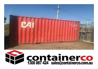 20FT Used Shipping Containers ex Brisbane