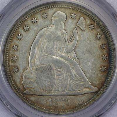 1871 Seated Liberty Dollar PCGS XF40 - Gorgeous Type Coin-*DoubleJCoins*  601A20