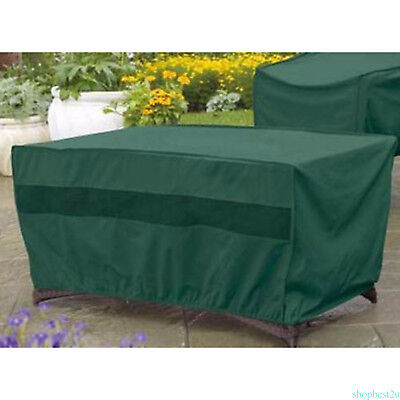 8Size Waterproof Square shape Furniture Cover Outdoor Patio Table Chair Cover W