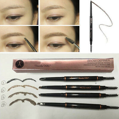 New Beverly Hills Brow Definer Liner Eyebrow Pencil Double Ended