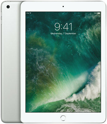 Apple 9.7inch iPad 2017 5th Generation Silver 32GB Wi-Fi Only Model MP2G2X/A