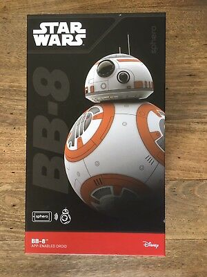 Brand New BB-8 Sphero Droid Robot App Enabled Disney