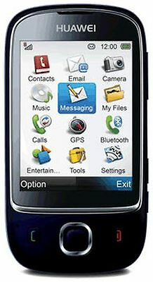 Unlocked Huawei U7519 Cell Phone Cellular Fido Rogers Chatr Telus Bell T-Mobile+