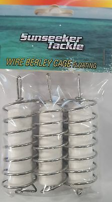 Sunseeker Wire Berley Cage - Floating All Other Tackle