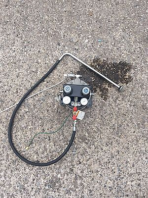 Graco Triton Diaphragm Pump 233492 Stainless Steel Version Wall Mounted