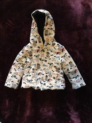 Gorgeous Sprout Puppy Dog Babies Jacket Size 00