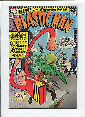 DC Comics Plastic Man  #2  Silver Age Comic  Near Mint  1960's