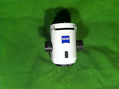 Zeiss OPMI Beam Splitter with Camers Adapter VeryGood Codition