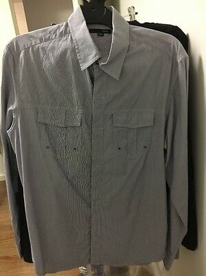 Men's Saba Shirt Size L