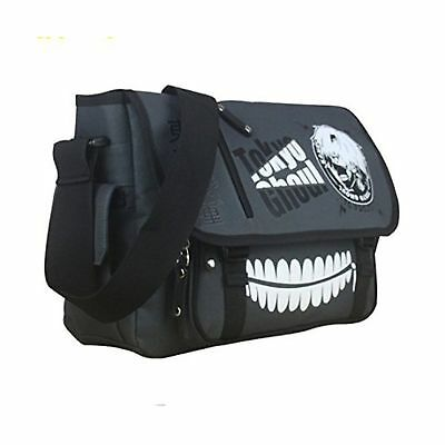 Anime Tokyo Ghoul Canvas Cosplay Fashion Messenger Bag