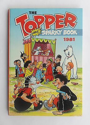 Topper and Sparky annual 1981 - Very Fine condition