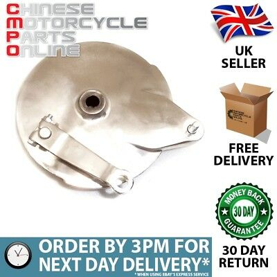 Brake Hub with Shoes (Rear) for XT125-16 (BHSR007)