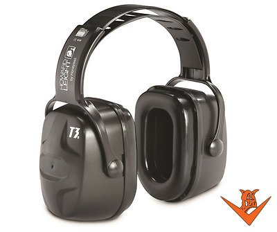 Howard Leight 1010970 Thunder T3 Noise Blocking Dielectric Headband Earmuffs