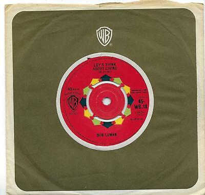 "Bob Luman - Let's Think About Living - 7"" Single"