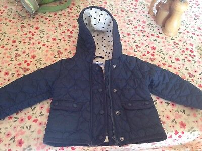 Baby Girls Next Coat 9-12 Months