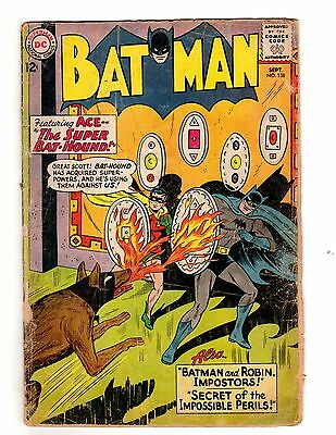 Batman #158 (DC Comic, 1963)