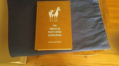 The American Paint Horse Association Stud Book And Registry Vol 19 1997