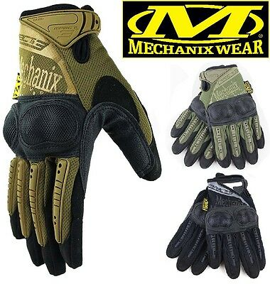 Mechanix Wear M-PACT 3 Tactical Gloves Military Work Race Sports mechanic army