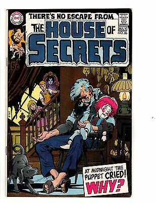 House of Secrets #86  (DC, 1970)