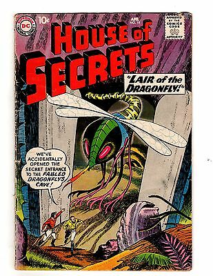 House of Secrets #19 (DC Comics, 1959)
