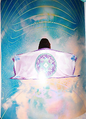 Auric Therapy Mat  Innova California NIB~Healing Color Energy Therapy  Reiki