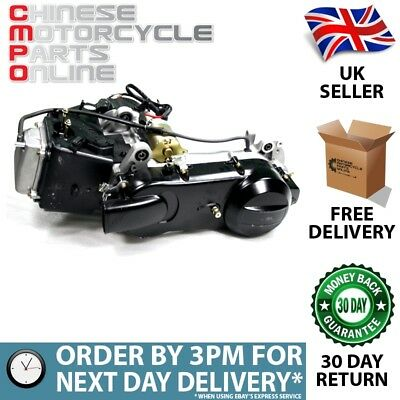 125cc Scooter Engine BN152QMI with 410mm Case, Short Shaft (ENG010)