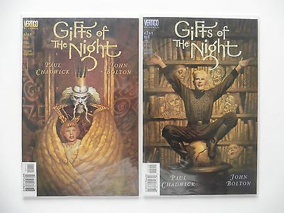 Gifts Of The Night Issues 1, 2 Dc Comics