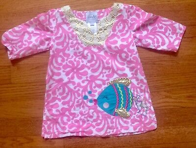 Girls Mud Pie Shirt Size 3T