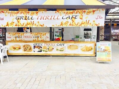 Mobile Takeaway Business For Sale With High Street Prime Location £9500