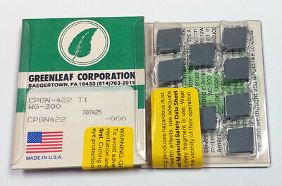 Cpgn-422 T1 Wg-300 Greenleaf 43-Cpgn422-000, (Pack Of 10) Cpgn-120308