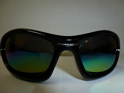 2433f0933c Oakley Mph Monster Dog Matte Black With Black Irid Mens Sunglasses