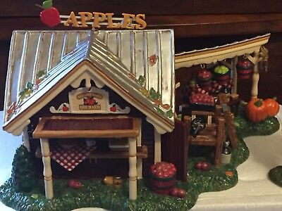 "Department 5 ""Harvest Apple Orchard"""