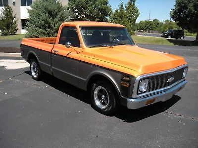 1970 Chevrolet C10  1970 CHEVROLET C10 CUSTOM SHORTBED RESTORED