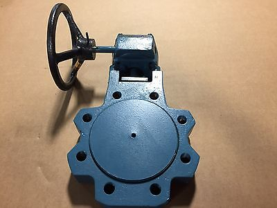 "4"" Cameron Butterfly Valve High Performance Lug 600# 1480 PSI A5611-02-F02-13/WG"