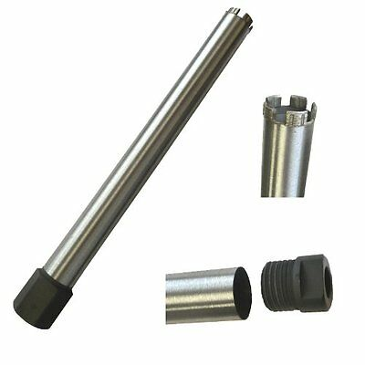 Toolocity ZWB0200P TOC Longbuddy Diamond Core Bits for Concrete 1-1/4-7 Thread,