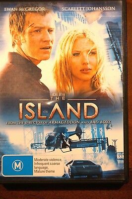 The Island  - Lightly Used DVD