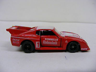 Tomica Tomy 1/62 No 65 Toyota Celica Turbo Stommelen Red New Rare Car Only