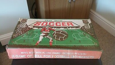 Chad vally soccer vintage game