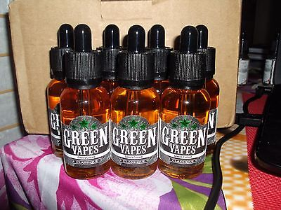 Liquide Green's Vapes Green Custard 30ml 6mg
