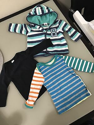 Baby Boy Winter Bulk Clothes