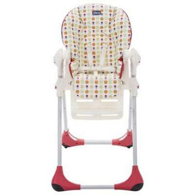 Chicco Polly Highchair, Easy Sunrise Baby Feeding Booster Seats Furniture Child
