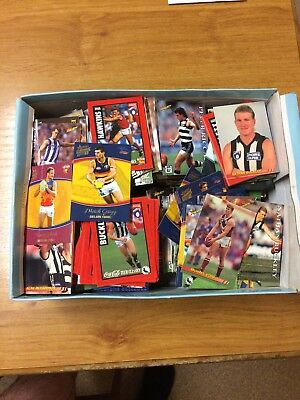 Afl Football Cards Over 1200