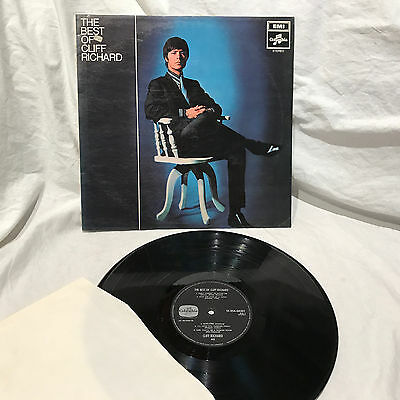 Lp-Cliff Richard / The Best Of Cliff Richard / Rar